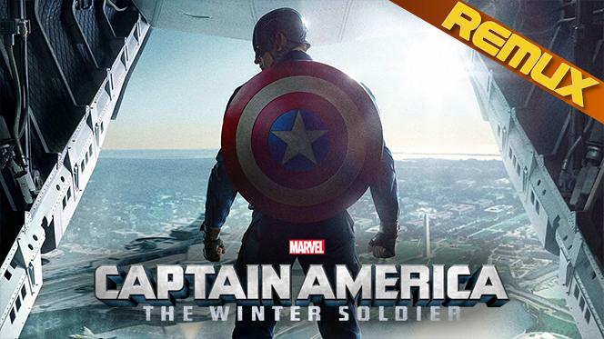 Capitán América y el soldado del invierno (2014) REMUX 1080p Latino-Castellano-Ingles