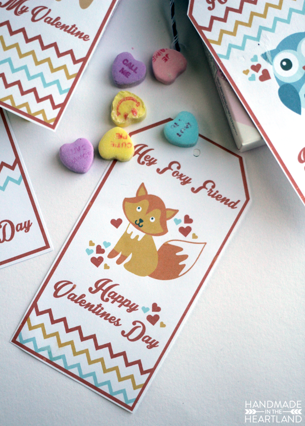 free valentine tags to print