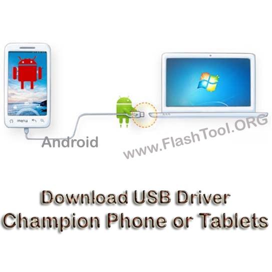 Download Champion USB Driver
