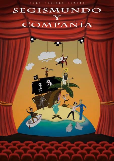 Ampa ceip las gaunas obra de teatro familiar en sala for Sala gonzalo de berceo