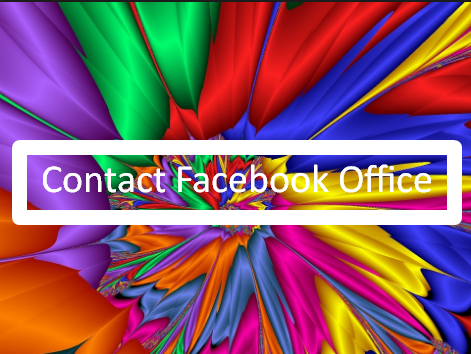 Contact Facebook Office