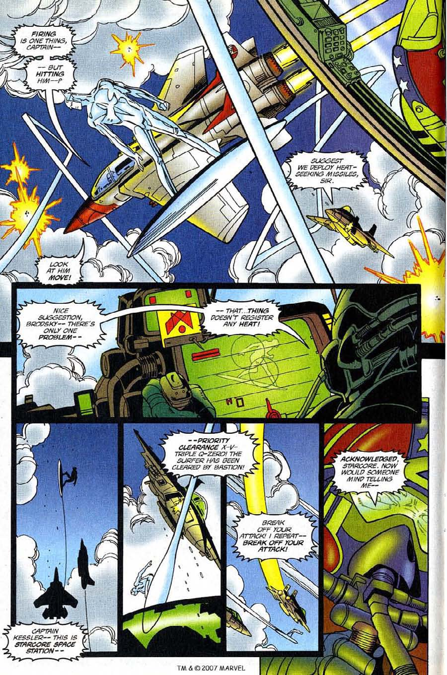 Read online Silver Surfer (1987) comic -  Issue #123 - 8