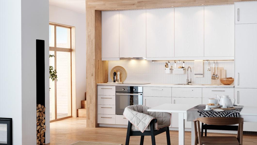 hogar diez nuevas cocinas metod de ikea. Black Bedroom Furniture Sets. Home Design Ideas