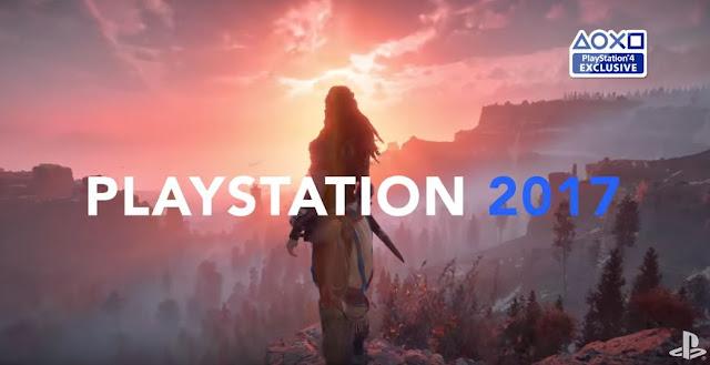 سوني تستعرض بالفيديو أهم ألعابها لعام 2017 و تتوعد بالمزيد ...