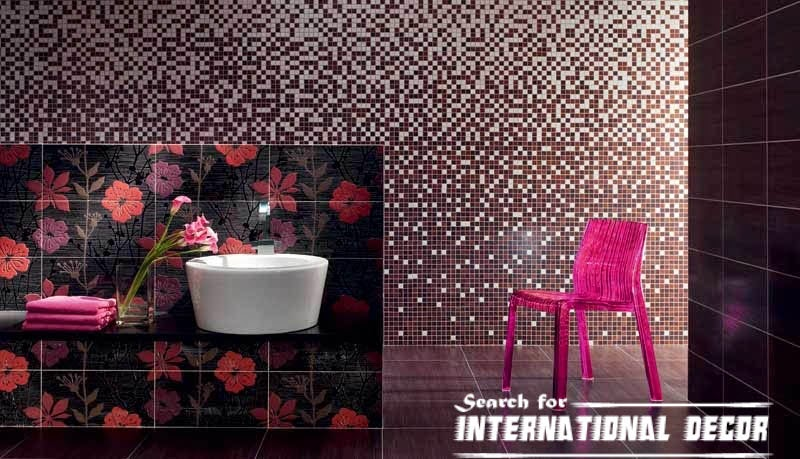 Top catalog of Mosaic tiles in the interior - Interior ...