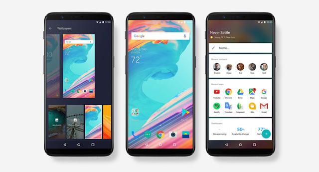 Spesifikasi Lengkap OnePlus 5T Indonesia, Hadir Sebagai Penyempurna