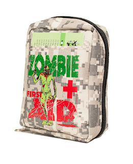 Complete Zombie Survival Package Giveaway (ends 9/10/16)