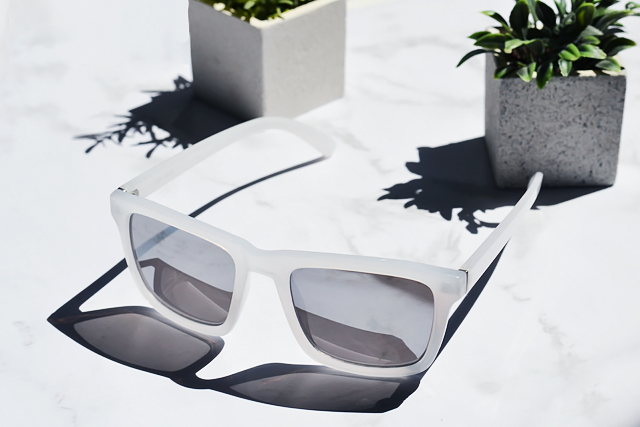 milk sunglasses, & other stories, mirror glasses, white sunglasses, zalando, mint, round sunglasses, kiomo, summer 2015, new in, sale shopping