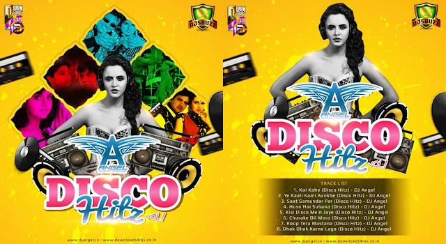 DISCO HITZ VOL.1 – DJ ANGEL