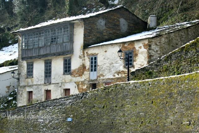 foto de una casa en samos