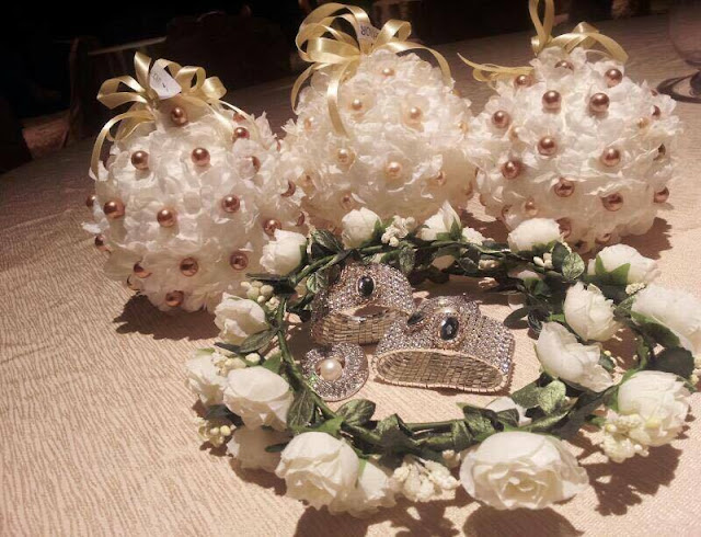 Preparation of Decorative Accessories