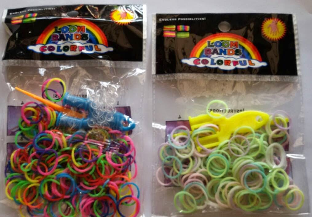 Refill Rainbow Loom