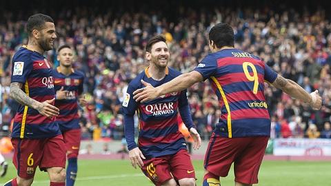 Barca đang gặp nhiều bất lợi