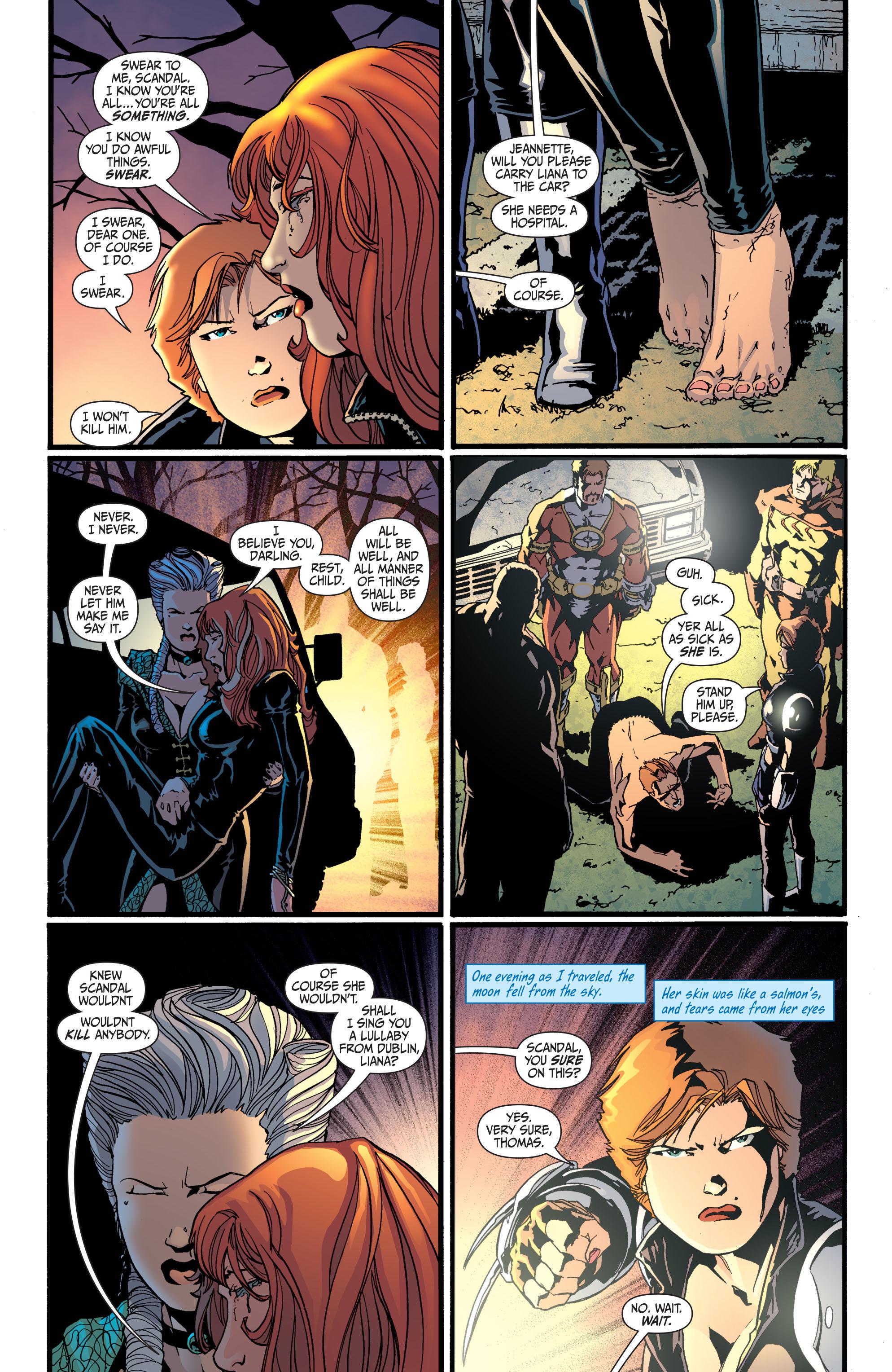 Read online Secret Six (2008) comic -  Issue #34 - 10