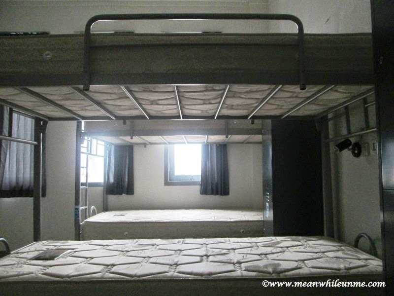 Chez Bon Hostel, dengan bunk bed