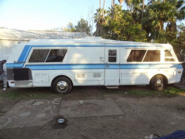 Used Motorhomes For Sale By Owner >> Used RVs 1973 FMC 2900R Motorhome For Sale by Owner