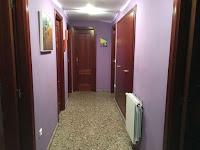 piso en alquiler zona uji castellon pasillo