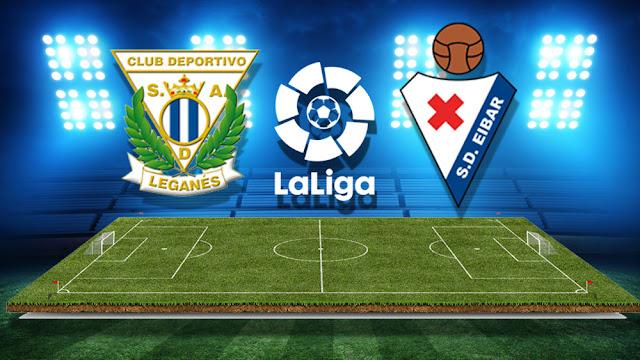 Leganes vs Eibar Full Match & Highlights 10 February 2018