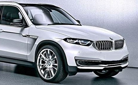 2019 BMW X7 SUV Price