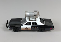 "GreenLight Blues Brothers' 1974 Dodge Monaco ""Bluesmobile"""