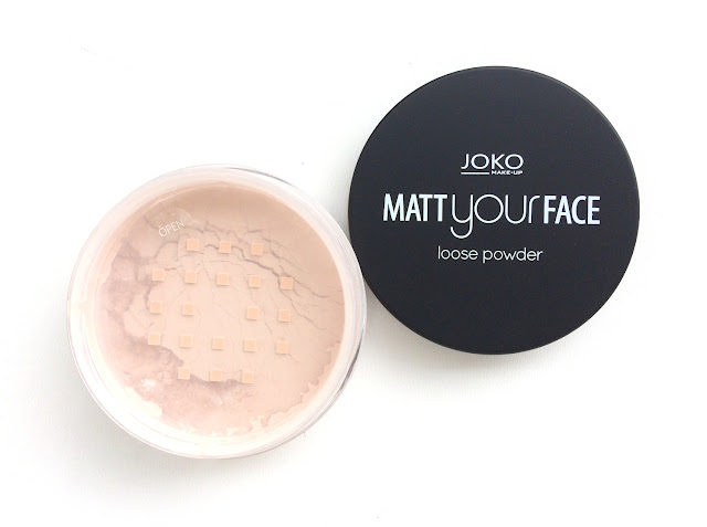 JOKO MAKEUP Loose Powder Matt Your Face