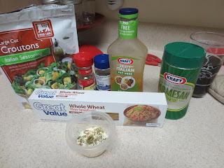 Monday Munchies: Spaghetti Zest