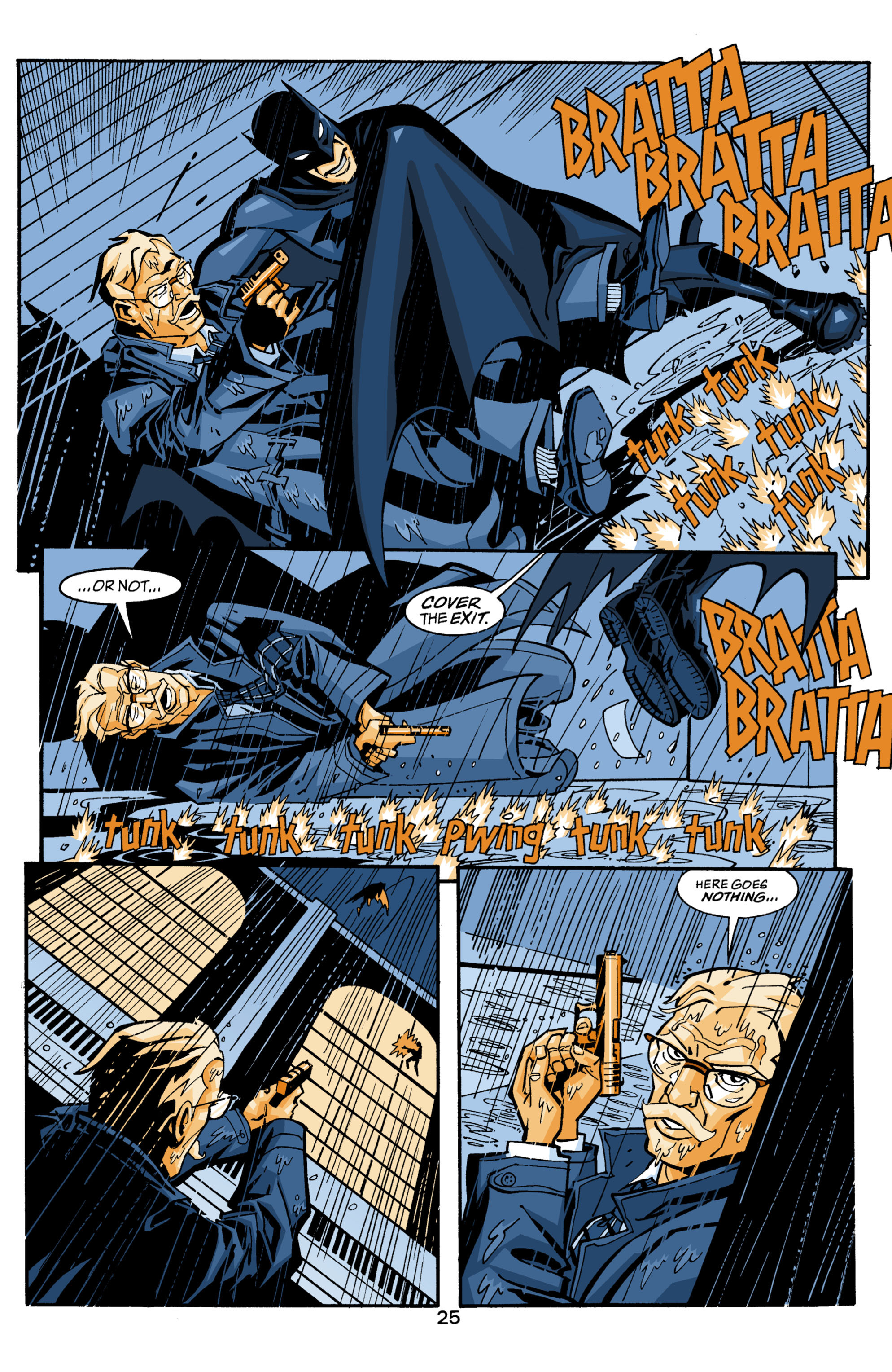 Detective Comics (1937) 742 Page 25
