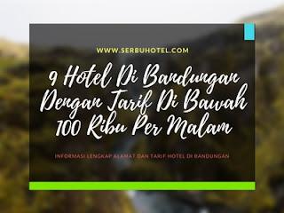 9 Hotel Di Bandungan Dengan Tarif Di Bawah 100 Ribu Per Malam