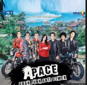 The Changcuters Racun Dunia (OST Apace : Anak Punk Anti Cewek)