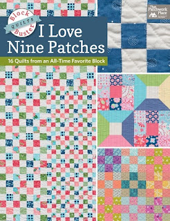 block buster quilts i love 9 patch cover