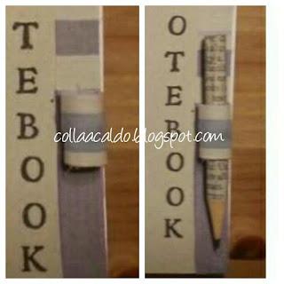 Quaderno fai da te