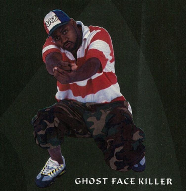 4395566a4 Celeb Sneaker Game  Ghostface Killah Rocking Nike Air Max 95 s