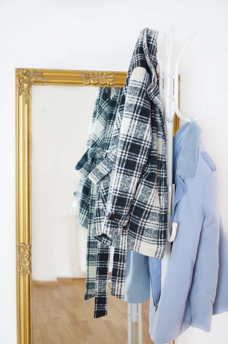 TK_Maxx_Österreich_Austria_Einkauf_Shopping_Haul_Jacken_Textil_Fashion_Bekleidung_Winter_Herbst_Mantel_Blau_Wolle_ViktoriaSarina