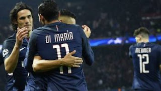 Video Gol Paris Saint Germain vs Barcelona 4-0 Liga Champions