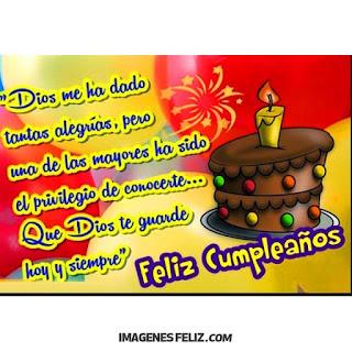 Feliz Cumpleaños para Alguien Especial