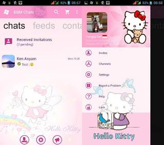 BBM Mod 310013 Clone WP Transparan apk