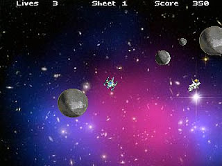 Asteroids on Steroids 2