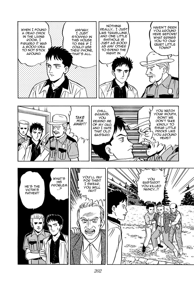 Outer Zone - Chapter 33