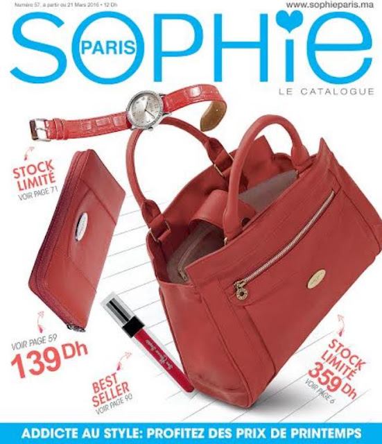 sophie paris catalogue 57 2016