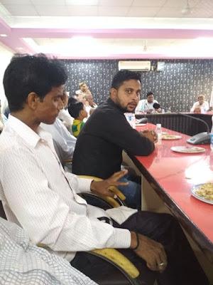 Congress Leader Amir Ali Raises Public Issues Agra