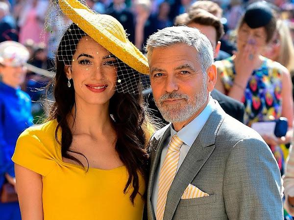 Clooney, Metcalfe, Maroko + aktualności