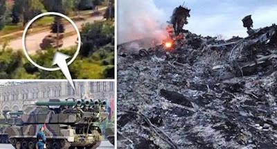 """Следствие подтвердило, что MH17 был сбит ракетой российского ЗРК """"Бук"""""""