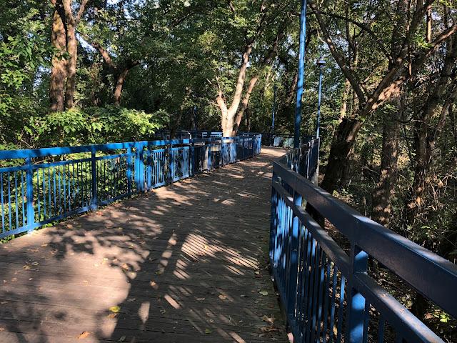 The Chattanooga Riverwalk