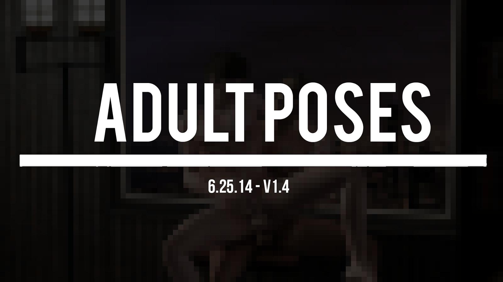 Adult Pose 95
