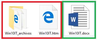 Windows: Extraer imágenes de Word