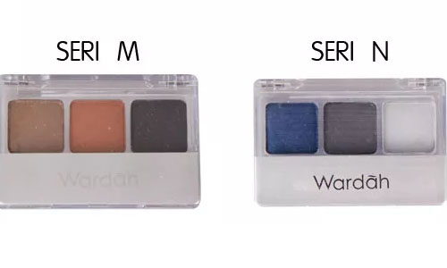 Harga Eye Shadow Wardah Terbaru 2017 - Harga Bedak Terbaru