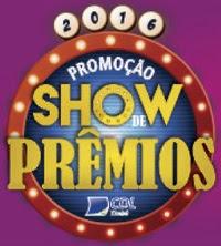 Cadastrar Promoção CDL Timbó 2016 Show de Prêmios