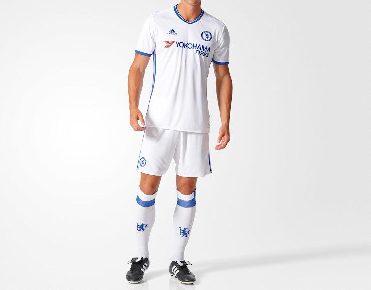 Chelsea 16-17 Third Kit Released - Footy Headlines
