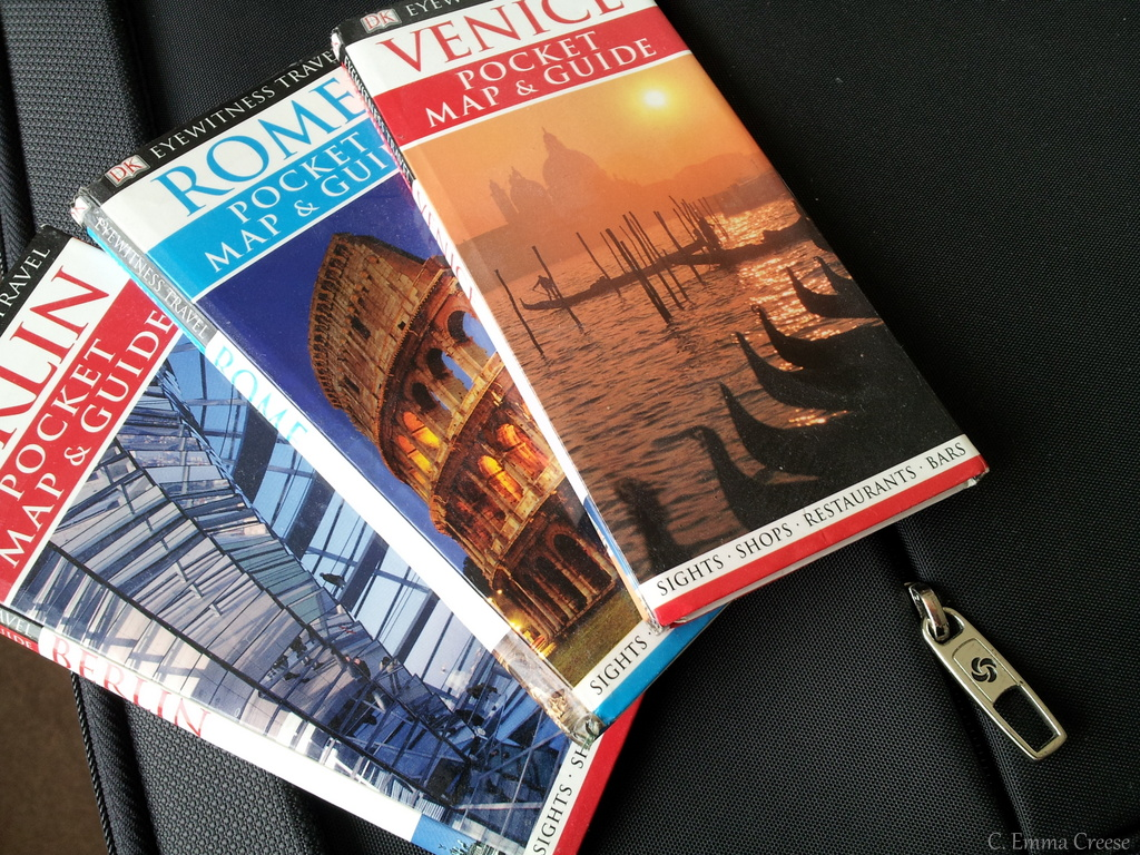 Travel Guides - Reading and exploring Recommendation