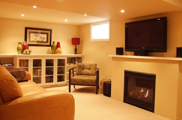 basement paint color ideas for your home
